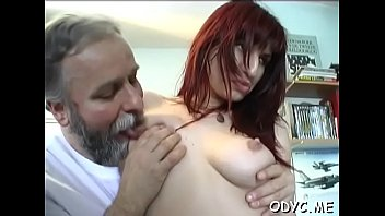 intergeneration win old young will vs blowjob who Stupid girl gets tricked and fucked7