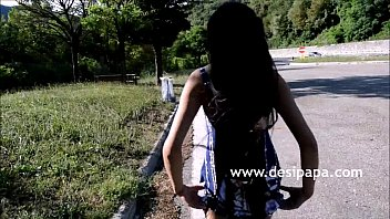 indian secret outdoor Gorda gigante dando o c no mato