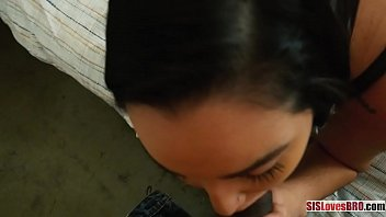 foce sis with Patricia gangbang creampie