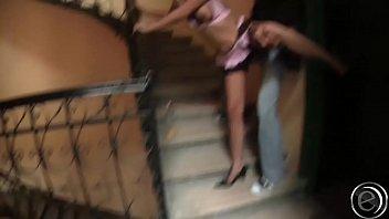 kaylynn with hushpass steel boz in Milf stockings mom
