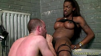 tranny blowjoh black Men massage girl boobs
