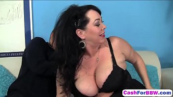 housewife new dildo anita her bbw tries Multiple cuming inside6
