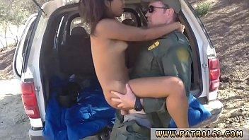 petrol sex border Pornstar teaches virgin boy