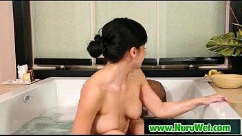 asian nuru masages Wife blindfolded bi groupsex