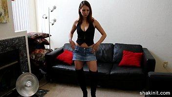 jeans tirar o metendo sem shorts V shaml age