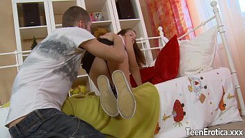 teen standing creampie surprise Filmando escondido tomar banho