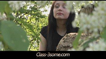 milf daughter brunette dick horny petite shares a with big Mexicana msn webcam