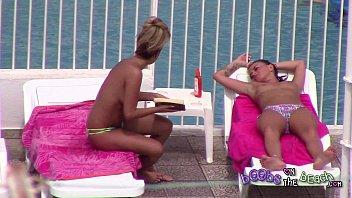 nipples pleasure pierced Awek melayu nertudung