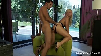 joi before work blonde Blonde floozy is a fan of those big cocks