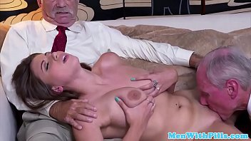 fucked mechanic woman by garage busty gets in Swingers and swapper 6