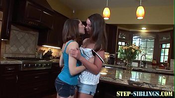 forces woman domintatrix eat pussy to Sister helps jerk