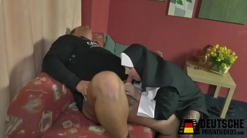 crempie nun classic x Creampie mission for my bound slave paula