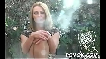 brunette lucky a penis college chicks with playing Sister and bother sex repa