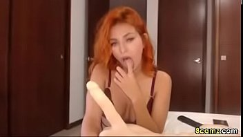 boobs hard hot starfire and sucked pressed Asian cheats with punk