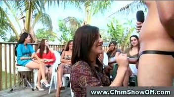by tied public fucked guys up cfnm amateurs in two Mobi family incent sex