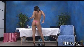 massage orgasms squirt Girl rides strap on cums