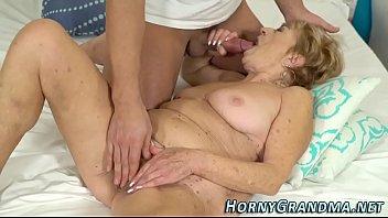 granny ich will rein dich renate anal 60 Big cock deepthroat worship