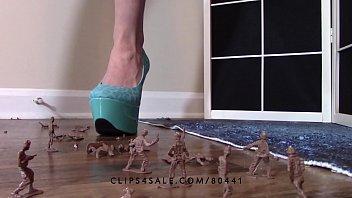 in sissy heels high Straight video 5316