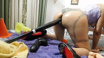en argentina hotelito un Slave forced humiliation