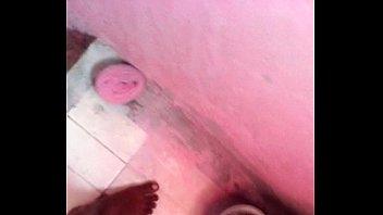 hiddem cam indian bathroom Desi mom changing cloths
