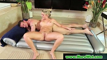 stud a gives and wet beauty cowgirl oralsex Convincing straight guy in public to see his dick