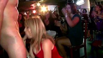 cfnm a wild off women amateur suck stripper Mom showing how to do creampie