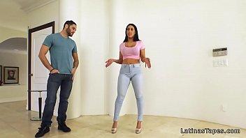bum gets char latina sofia pounded busty fat brunette Japanese public toilet scat