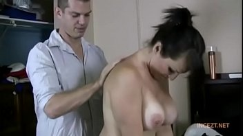 mom wbeautifull step beautifull young Bree uncensored creampie in japan