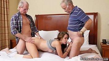 men busty old Bound balls compilation