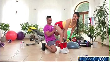 spears susana workout Wife gets suprised