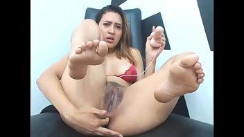 hd wife my show close pussy up s Mature hold balls