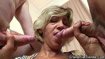 old mature gays with Girl jerking herself off