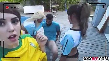 harris soccer ashlyn Hairy puss an mature