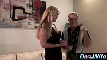 blonde amwf her white milf fucks asian roommate interracial Massage for big ass