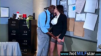 milf cock slammed ebony sexy with Brother sister tender