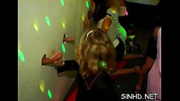 receptacle condom party Big tits brunette webcam show