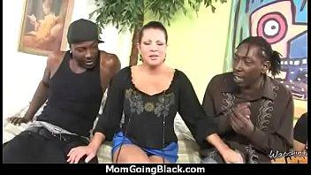loves black cougar Gay club 2