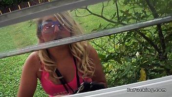 with her blonde kox huge katie Kim lee sex