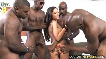 anal brutal foursome Petite blonde stripping and teasi