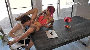 full doxt sex video maaduri sam Mature in sauna