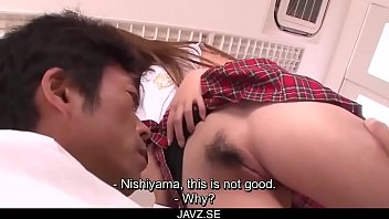 wife subtitled subtitle japanese Sexy lou driving and rubbing her wet pussy
