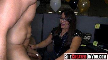 seduced party strippers by ladies cfnm Brother rampe sister leggings