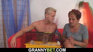 groping granny tits6 Adik n abg