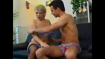 and dad sex of son infront Japanese prostate masseur