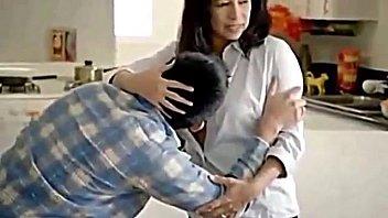 moms boy first Gay tickle men