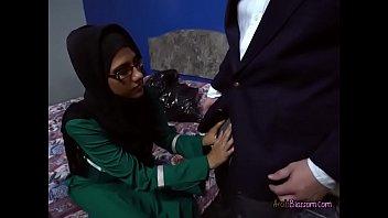 n sex hijab arab Cum in throat gay